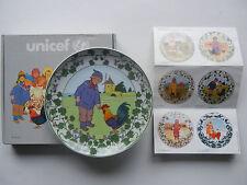 Heinrich Villeroy & Boch UNICEF Bambini il mondo no. 4 Francia + (2-4-7)