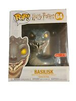 Funko Pop Harry Potter Basilisk #64 Target Exclusive 6 inch minor box damage