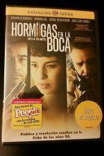 Hormigas en la Boca (DVD) with Eduard Fernandez, Adriana Gil & Jose Luis Gomez