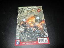 GEARS OF WAR #3 1ST PRINT RARE COMIC!! SEE MY OTHERS!