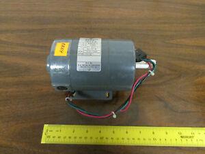 Boston Gear BPM908T-B 1/12 HP 90/115 VDC 1725/2200 RPM DC Motor