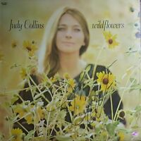 """""""Judy Collins"""" Hand Signed Album Cover Mead Chadsky Authentication"""