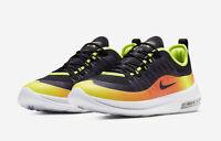Nike Air Max Axis Premium Black/Volt-Total Orange