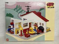 Vintage 1991 Lego Duplo Play House 2780 99% Complete And Boxed VGC Free Uk Post