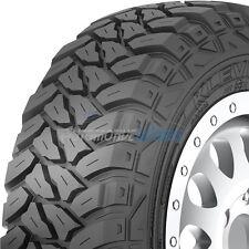 4 New 33x12.50R15LT Kenda Klever M/T KR29 Mud Terrain 6 Ply C Load Tires