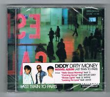 DIDDY DIRTY MONEY - LAST TRAIN TO PARIS - CD 15 TRACKS - 2010 - NEUF NEW NEU