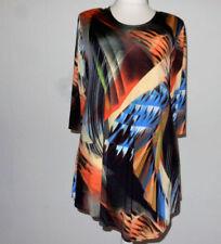 MAGNA Damenblusen, - tops & -shirts mit Rundhals-Ausschnitt in Größe 40