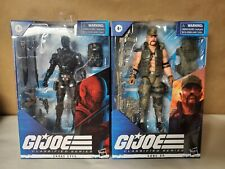"GI JOE Classified Series GUNG HO & SNAKE EYES 6"" Action Figure 2020"
