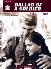 Ballad of a Soldier (DVD NTSC)  WORLD WAR II MOVIE   Russian, English,French+SUB