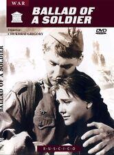 Ballad of a Soldier (DVD NTSC)  WORLD WAR II MOVIE   Russian, English,French+SUB