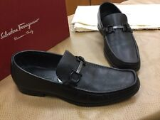 Salvatore  Ferragamo Regal mens shoes 10D black