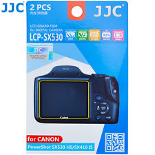 JJC LCP-SX530HS LCD Film Screen Display Protector for CANON PowerShot SX530 HS