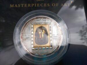 Die Totenmaske des Tutanchamun 2011  Masterpieces of Art