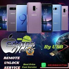 Remote Unlock Samsung A30 / A305F A305FN A305G A305GN / All Networks Instant
