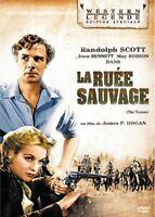 DVD : La ruée sauvage - WESTERN - NEUF