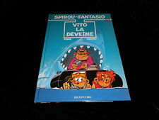 Tome et Janry : Spirou et Fantasio 43 : Vito la déveine EO Dupuis 1991