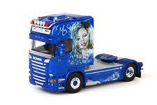 Scania R Topline Max Steffen  (tracteur seul) WSI 1/50 (01-1458)