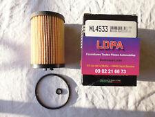 Filtre à huile VW Multivan VI TDI (LDPA44)