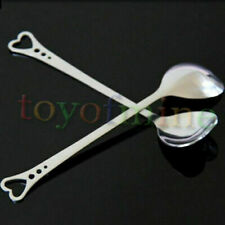 Loving Couple Portable Stainless Steel Tableware Spoon Two-piece Gift Set
