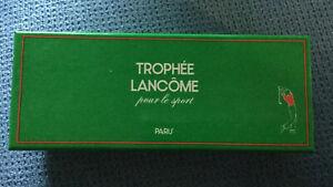 Lancome Trophee pour le sport 3x40g Soap / Savon / Seife Vintage OVP 80er Jahre