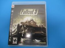 PlayStation 3 Fallout 3, Rated M, 2008, Prepare For The Future!