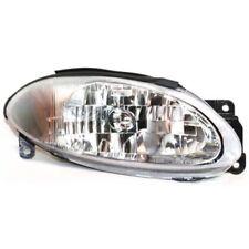 FO2503172 Headlight for 98-03 Ford Escort Passenger Side