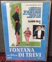 Fontana Di Trevi DVD 1960 Nuovo Sigillato Claudio Villa Mario Carotenuto Murgia