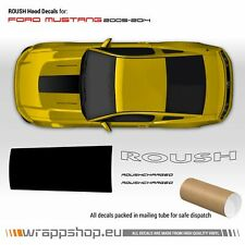 Roush Hood Decal for Ford Mustang 2005 - 2014