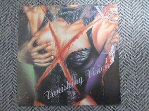 X Japan - Vanishing Vision Rare Korea Vinyl LP RARE