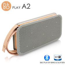 B&O Bang & Olufsen BeoPlay A2 Bluetooth Mobile Speaker - Grey (iPhone iPad etc)