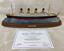 More details for danbury mint - model of the rms titanic - 14