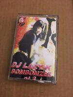 DJ LAZY K BomBomZee #3 RARE NYC NJ CLASSIC 90s Hip Hop Mixtape Cassette Tape