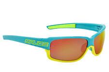 Gafas SALICE Mod.017RW Turquesa-amarillo Lente Rojo/GLASSES 017RW EN TURCO