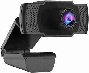 Full HD 1080P USB Webcam For PC With Microphone FHD Desktop Laptop Web Camera AU