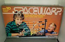 Vintage Bandai Spacewarp Set 10 Beginner Coaster construction set