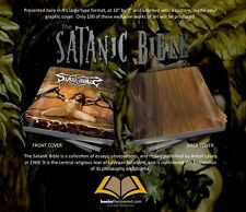 The Satanic Bible - Anton LaVey - Succubus by BooksRecovered FREE SHIPPING