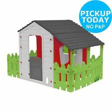Chad Valley Folding Plastic Farm House Indoor/Outdoor 2+ Years