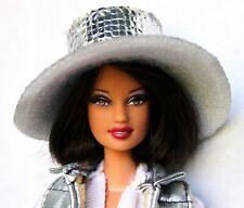 Barbie Basics 001 Model 11 Teresa Hybrid Articulated Fashionista Body Redressed