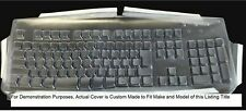 Custom made Keyboard Cover for Dell SK8175 - 230G104 Keyboard Not Included