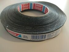 +Sonderposten+ Tesa Gewebeband Klebeband 19mm x 50m extra Power Perfect Schwarz