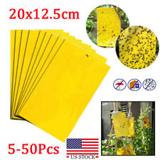 Wholesale Strong Flies Traps Bugs Sticky Board Catching Aphid Insects Pest Pad