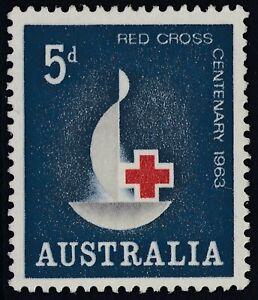 Australia  1963  Red Cross Centenary  SG 351  MNH  unmounted mint