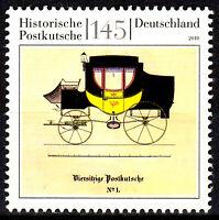 2806 postfrisch BRD Bund Deutschland Briefmarke Jahrgang 2010