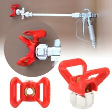 Airless Paint Spray Gun Accessory Flat Tip Nozzle Guard Seat For Titan Sprayer