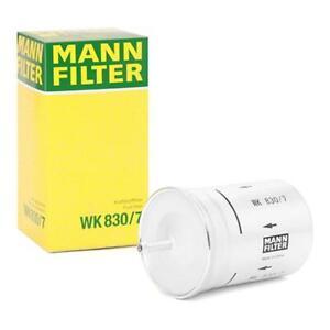 Mann-filter Fuel Filter WK830/7