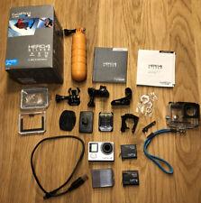 GoPro HERO4 Silver Action Kamera, Top Zustand, Zubehörpaket Inkl. Ersatzakku!!!