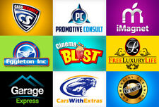 Professional LOGO DESIGN in 24Hrs Ready to USE