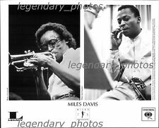 "Miles Davis ""Miles 75 Anniversary"" Legacy and Columbia Original Press Photo"