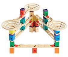 Vertigo - Quadrilla Marble Run & Construction Play Set by Hape Toys