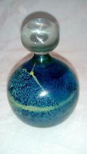 Beautiful Early Art Glass Dump Paperweight - Unsigned - Possibly Mdina?